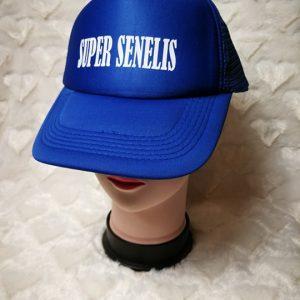 Kepurės su spauda