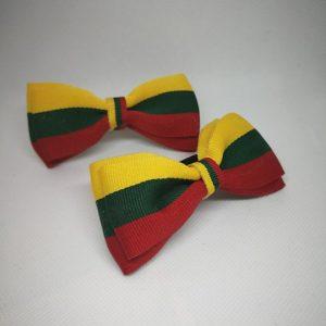 trispalvės gumytės