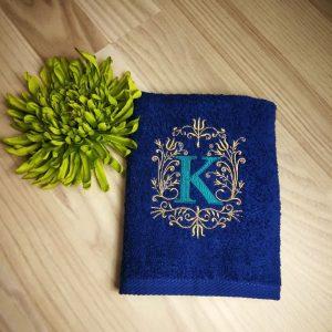 siuvinėti rankšluosčiai